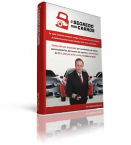 Livro O Segredo dos Carros